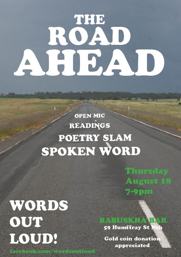 Words out loud in ballarat